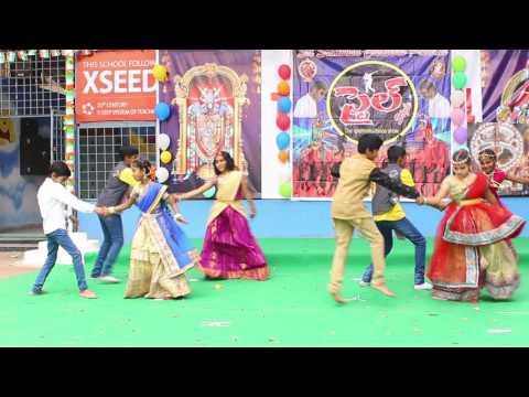 Neelakashamlo  Song dance performance || Sukumarudu movie || Style the energetic Dance School