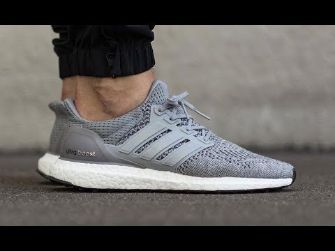 Adidas Ultra Boost Grey/White. Philippines
