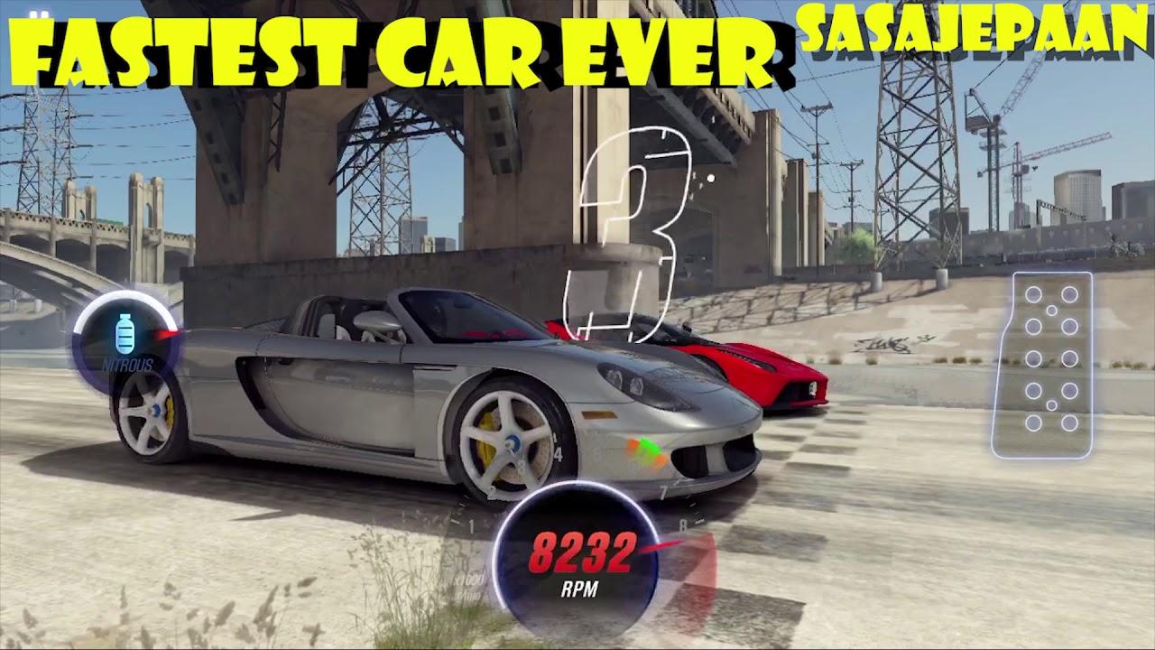 CSR2 - THE FASTEST CAR EVER ? NM BUG ! ! !