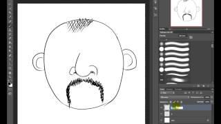 CrazyTalk Animator 2 - новая голова из своих спрайтов. Видео №6.