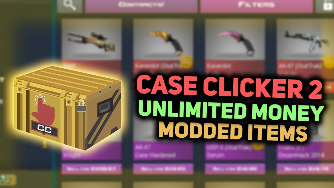 | Case Clicker 2 Hack v2 1 7 | Latest Update | MODDED APK | No Root |