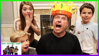 Food Roulette Challenge / That YouTub3 Family
