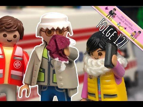 Voll auf die Nase!👃 - Nasenbruch? - Playmobil Film deutsch für Kinder