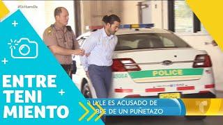 Pablo Lyle pasó su primera noche en la cárcel   Un Nuevo Día   Telemundo