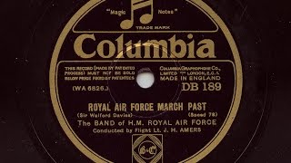 The Band Of H M  Royal Air Force