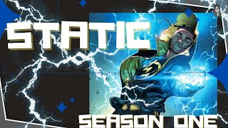 Static Season One 1 Review Every Revolution Begins with a SPARK