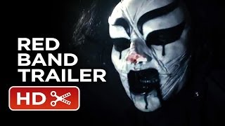 Stage Fright Official Red Band Trailer (2014) - Minnie Driver Horror Movie HD