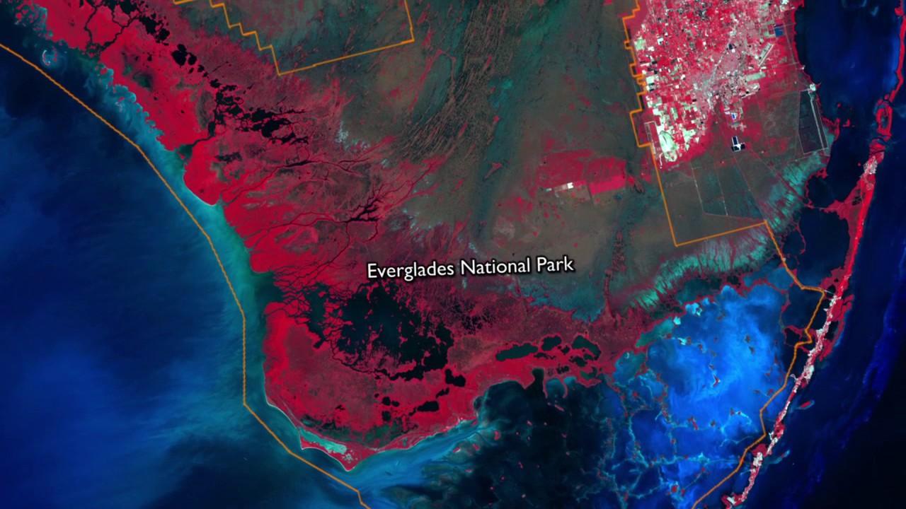 Landsat 8: Band by Band
