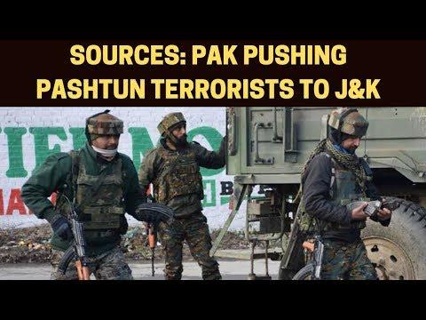Pakistan recruiting Afghan origin terrorists to Jammu and Kashmir | NewsX