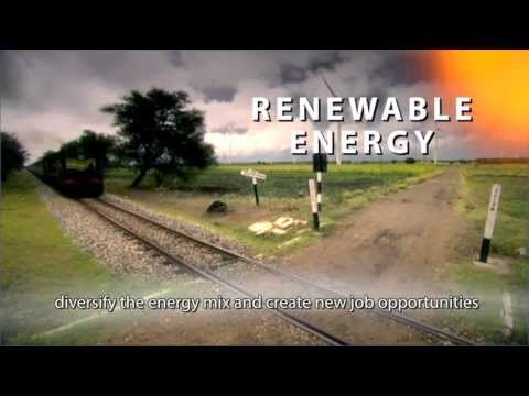 Renewable Energy to Diversify the Energy Mix and Increase Job Opportunities