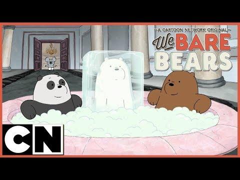 We Bare Bears | Es Beku | Cartoon Network (Bahasa Indonesia)