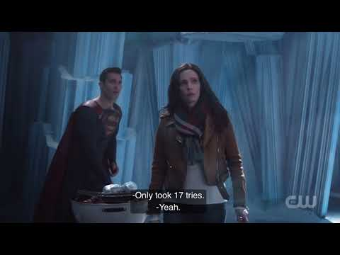 Supergirl [4x9] Cisco, Oliver And Barry Go To Earth 38