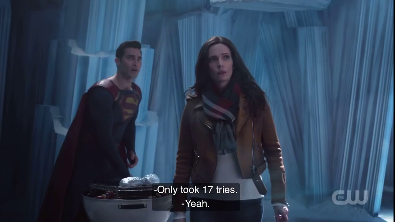 Download Supergirl [4x9] Cisco, Oliver and Barry go to Earth 38
