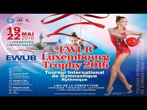 SUNDAY - EWUB LUXEMBOURG TROPHY 2016