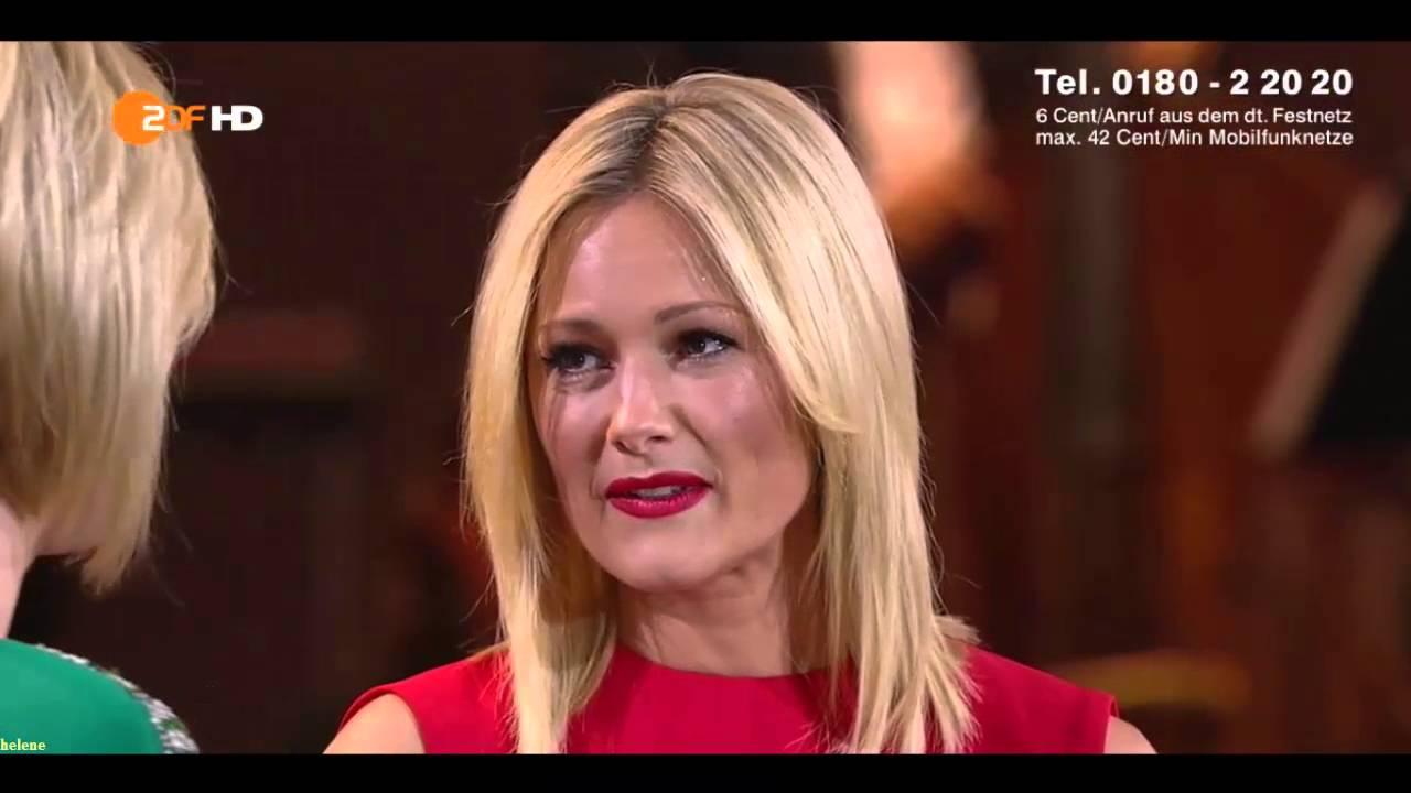 Helene Fischer Bekommt Einige Interessante Fragen Von Carmen Nebel