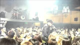 Nick Dino - Three To One (Live at K4) [feat. Nasia & Nicolas]