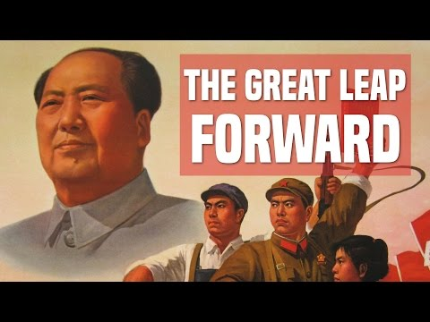 KineticHistory: The Great Leap Forward