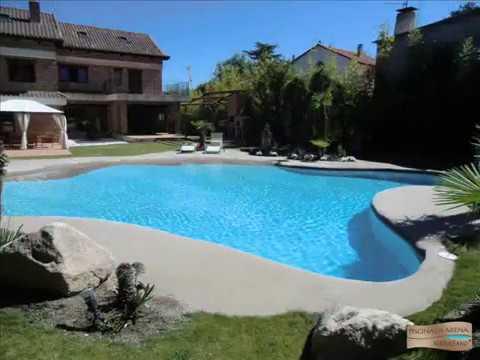 Tu piscina de arena tu oasis familiar youtube - Piscinas de arena com ...