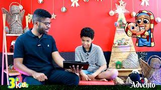 3ª Kids | Advento | Aliança | Natal de Jesus | Aliança com Isaque | Aliança com o ser humano