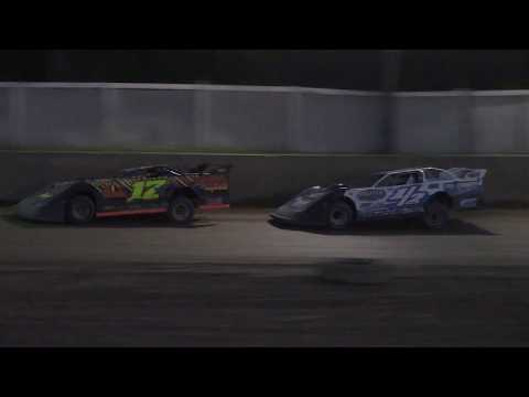 Old Bradford Speedway RUSH Crate Late Model Feature 8-5-18