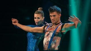 Abbey Clancy & Aljaz Paso Doble to 'You Got The Love' - Strictly Come Dancing: 2013 - BBC One