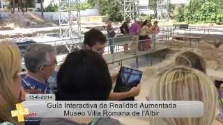 Guía Realidad Aumentada Villa Romana de l'Albir