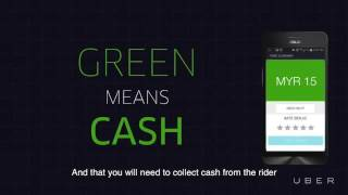Cash Training | Uber Driver Malaysia