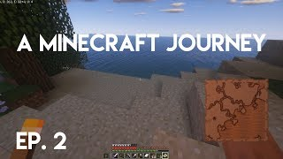 Woodland Explorer Map | A Minecraft Journey Ep. 2