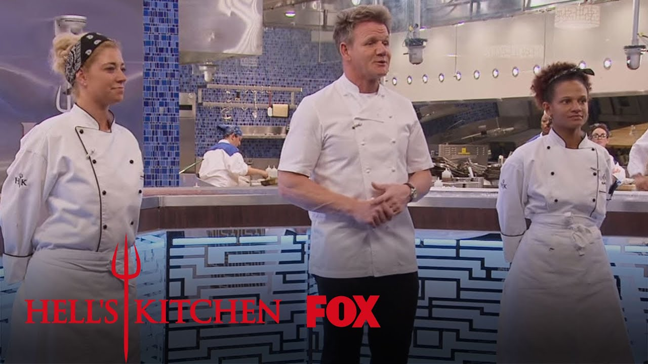 The final dinner service season 15 ep 16 hell 39 s for Watch hell s kitchen season 16