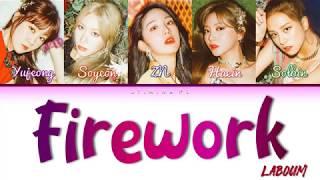 Download lagu LABOUM Firework Lyrics