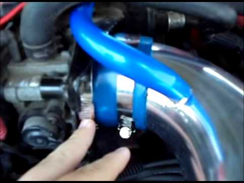 Cold Air Intake Install 2002 Chevrolet S10 Chromeintakes