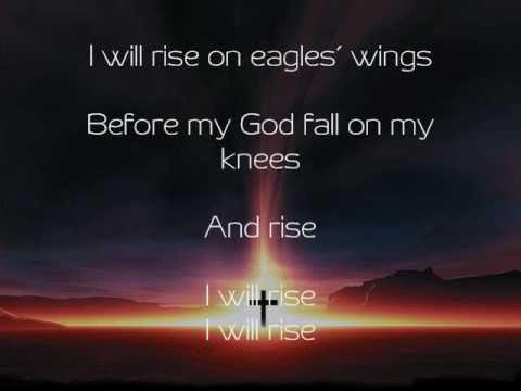 I Will Rise - Chris Tomlin (Music Video With Lyrics)