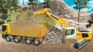 Road Real Builder Road Construction (by Gaming Globe Inc) Android Gameplay [HD]