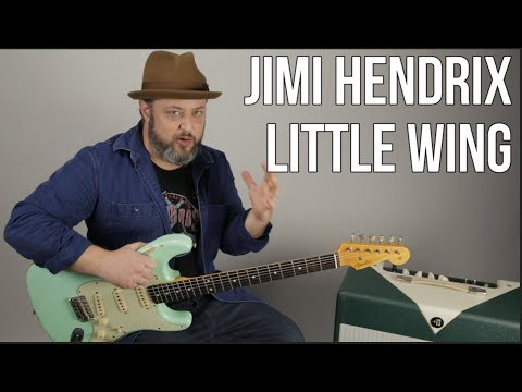 How to Play Little Wing Jimi Hendrix on Guitar