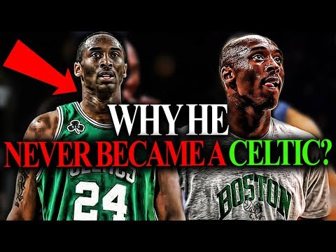 How Kobe Bryant Was EXTREMELY Close To Playing For The Boston Celtics!