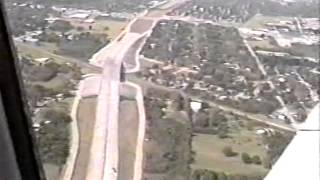 San Jacinto River Flood and Pipeline Fire October 1994 Part 1