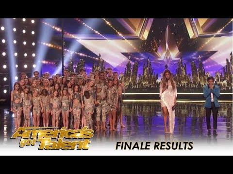 And The Winner Is America S Got Talent 2018 Winner