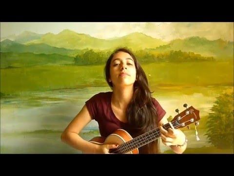Prometiste - Pepe Aguilar ft. Melissa (ukulele cover) + acordes