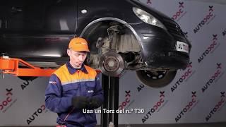 Cómo cambiar Discos de freno delanteros, Pastillas de freno en MERCEDES-BENZ A W168