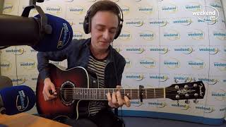 Symphony - Clean Bandit (guitar cover) - Mateusz Wedmann - live at Weekend FM
