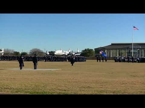 Air Force Basic Military Training Parade, 12 Jan 2018 (Official)