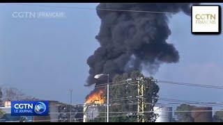 Un incendie aggrave la crise de l'alimentation en électricité