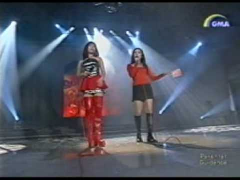 "MYSTICA SINGING HER HIT SONG ""PUSONG SALAWAHAN"" WITH ANTOINETTE TAUS AT SOP"