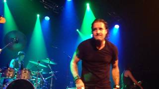 Scott Stapp live 'Hit me more' @ Tivoli, Utrecht, Holland 24-04-2014