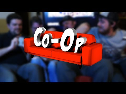 Couch Co-Op Ep18 Shit the Shoot