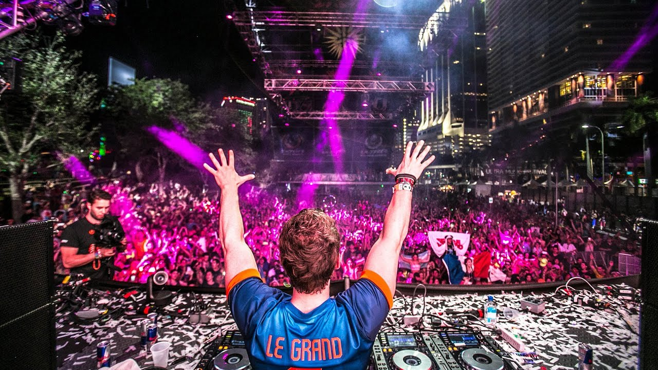 fedde le grand live at ultra music festival 2014   youtube