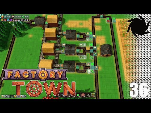Factory Town - S02E36 - Food Efficiency