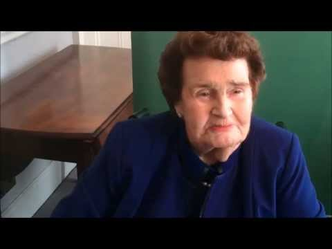 Maureen Haughey talks about her father's role during the War of Independence.
