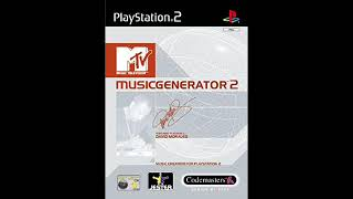 2001 - MTV Music Generator 2 Official Soundtrack (OST)