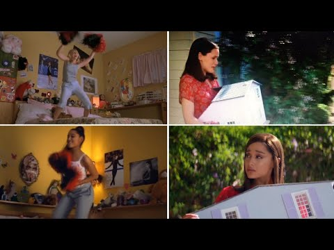 Thank U, Next Compared To The Real Movie Scenes (Part 2)
